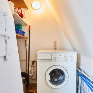 App073 Abstellzimmer Waschmaschine