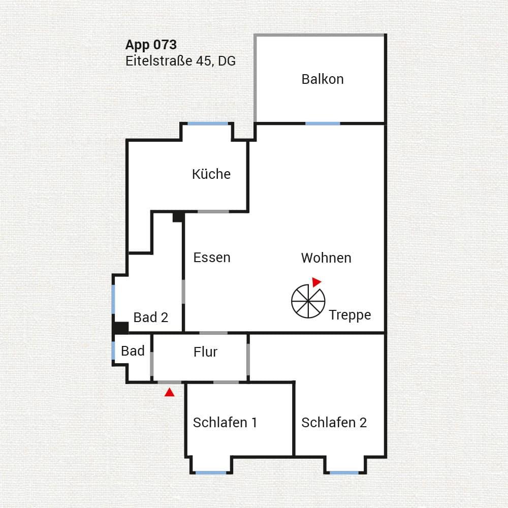 4 raum app riley. Black Bedroom Furniture Sets. Home Design Ideas